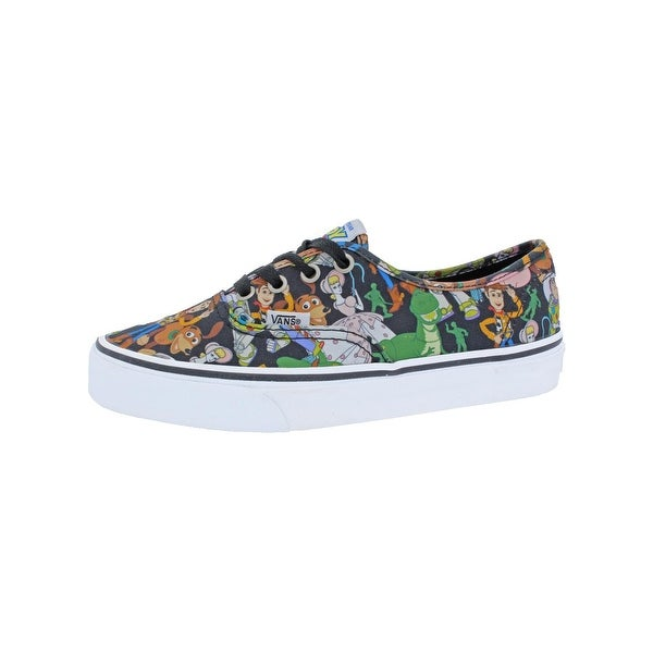 83970919bfb7 Shop Vans Womens Authentic Toy Story Skate Shoes Canvas Padded ...