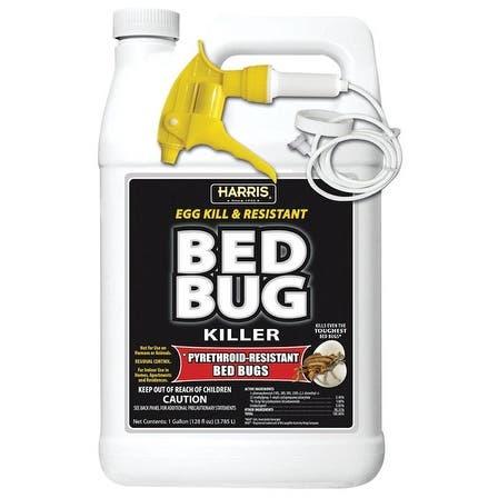 Harris BLKBB-128 Egg Kill & Resistant Bed Bug Killer, 128 Oz