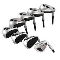 Powerbilt Golf EX-550 Hybrid Iron Set 4-SW Men's RH Graphite R-flex