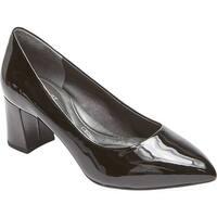 Rockport Women's Total Motion Salima Pump Black Patent Leather