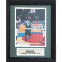 Paul Pierce Autographed Celtics 2008 NBA Finals MVP Signed 8x10 Framed Photo PSA DNA COA