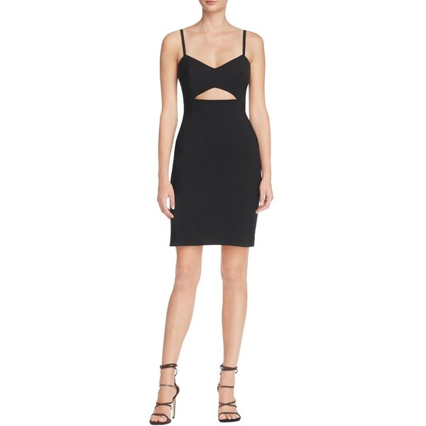 9971d803da8f4 French Connection Womens Cocktail Dress Cutout Sleeveless