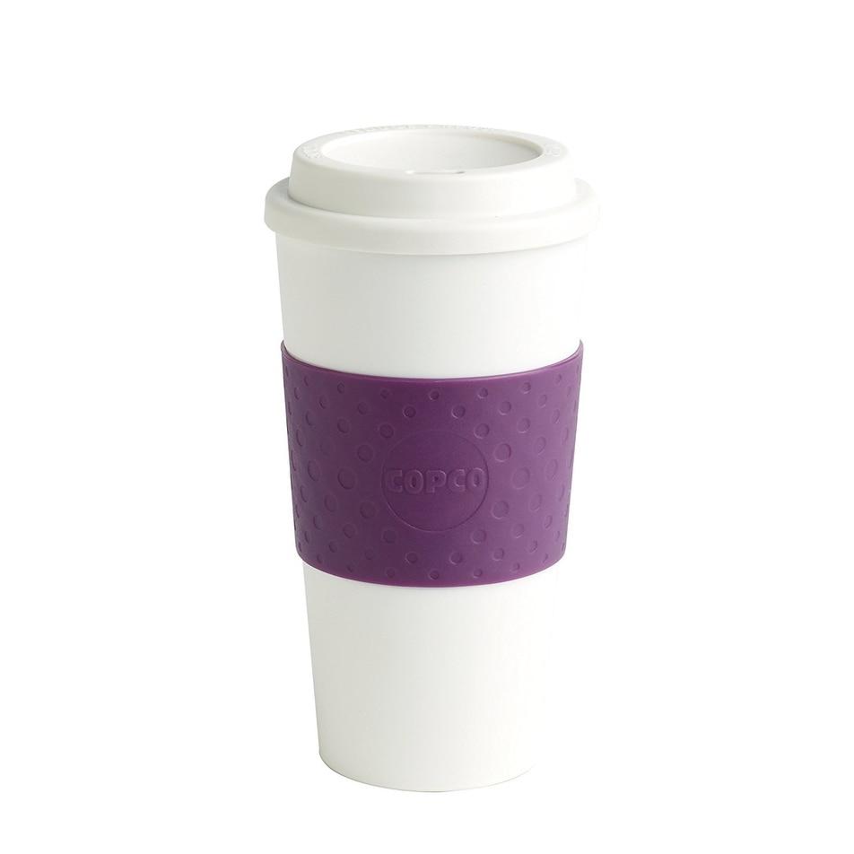 16-Ounce Copco Acadia Travel Mug Plum