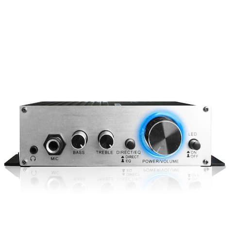 Technical Pro Class-T Hi-Fi Audio Stereo Amplifier with Power Supply