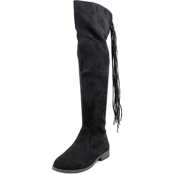 LFL Rascal Women Round Toe Synthetic Over the Knee Boot