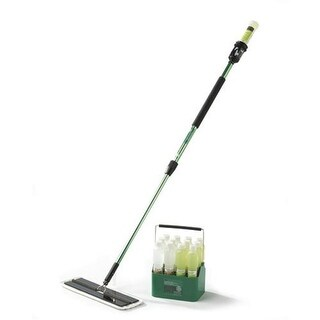 3M Corporation Easy Scrub Flat Mop Tool W/16 Pad Holder