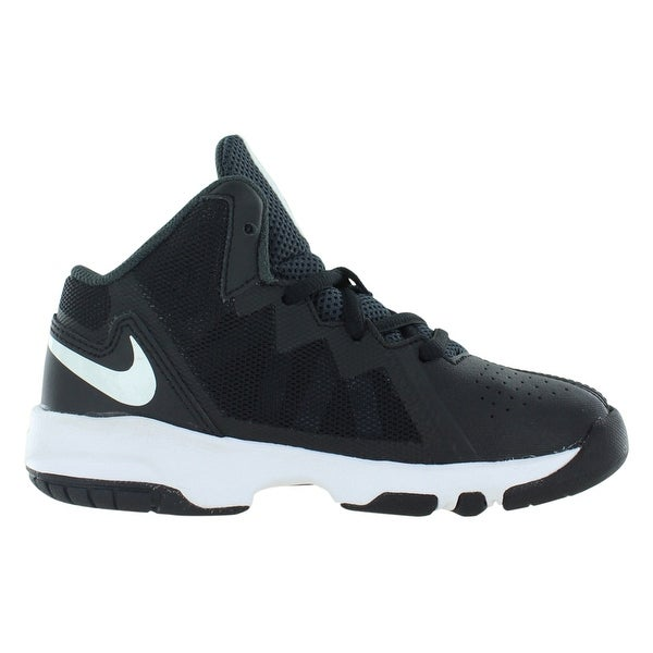 nike air max stutter step 2 gs grey basketball chaussures