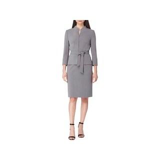 Tahari ASL Womens Skirt Suit Business Wear 2 PC