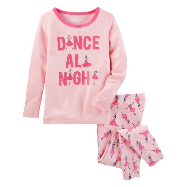 26de22f96 Carter s Baby Girls  2 Piece Snug Fit Cotton Pajamas - Dance- 24 Months -  24 Months