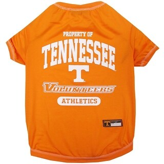 Collegiate Tennessee Pet Tee Shirt