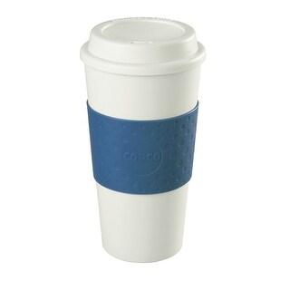 Copco Acadia Travel Mug, 16-Ounce, Blue