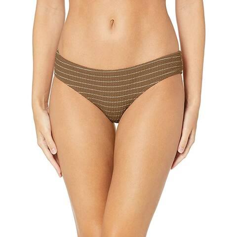 Billabong Women's Hawaii Lo Bikini Bottom, Sage, Small