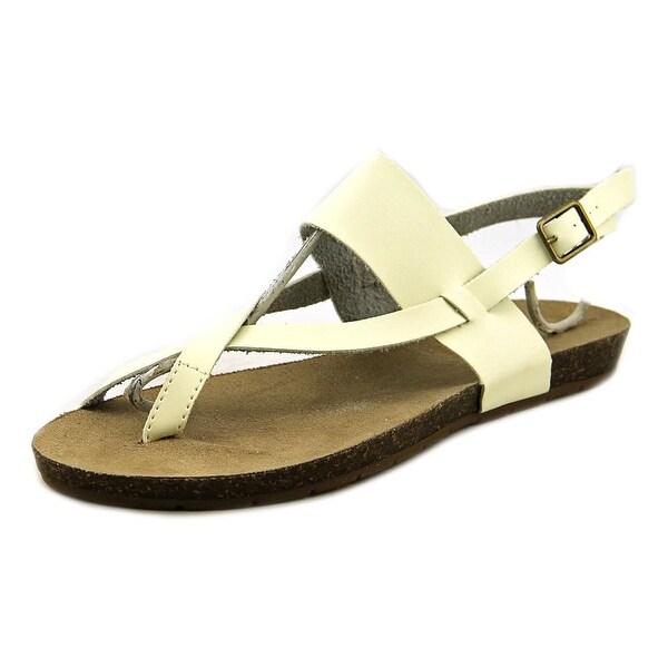 Esprit Blaine Women Open-Toe Synthetic White Slingback Sandal