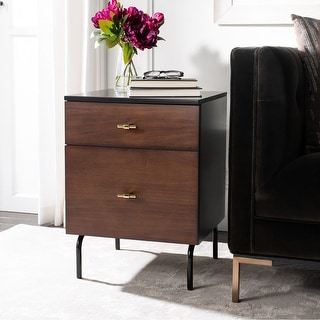 Safavieh Genevieve 2 Drawer Nightstand
