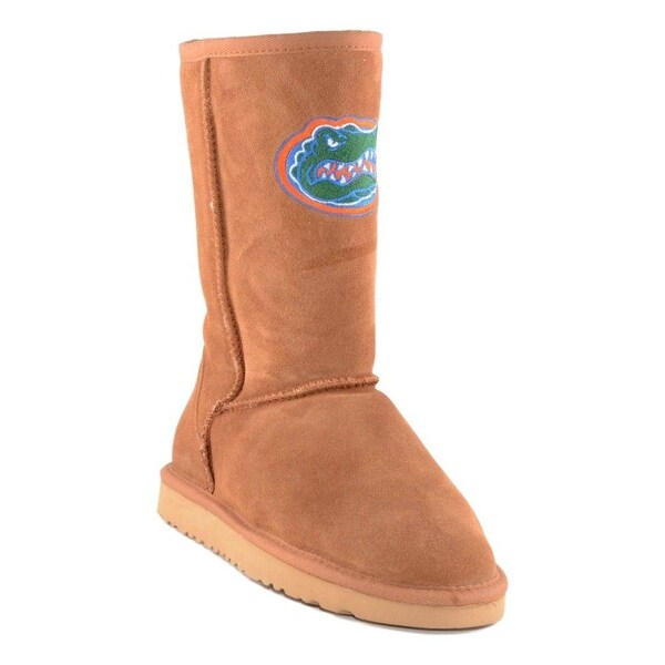 Gameday Boots Womens Florida Sheepskin Embroidered FAL-RL1021-1