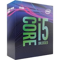 NEW - New Intel Core i5-9600K Coffee Lake 6-Cores 3.7GHz Unlocked Desktop Processor