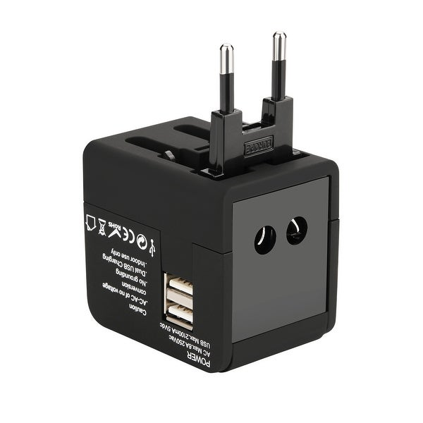 Shop AGPtek Universal Travel Charger Adapter All in One AC