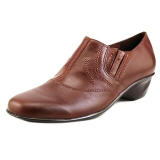 Walking Cradles TRASK N/S Round Toe Leather Loafer