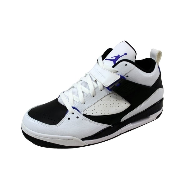 22311a15a3c3d8 Shop Nike Men s Air Jordan Flight 45 White Dark Concord-Black644846 ...
