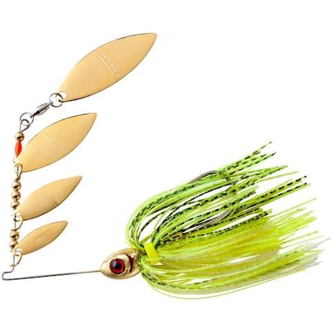 Booyah Baits Super Shad 3/8 oz Fishing Lure