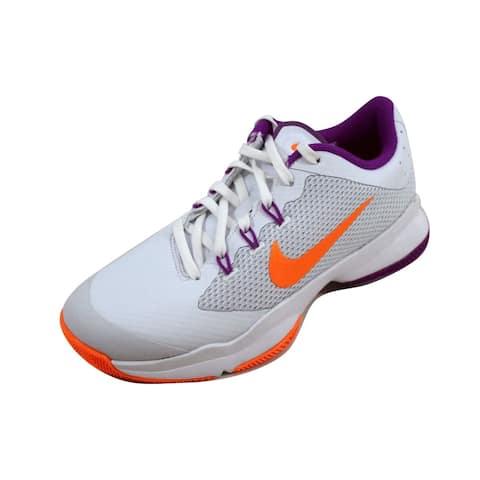 online store 394da d180b Nike Women s Air Zoom Ultra White Tart-Pure Platinum 845046-102