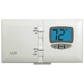 Lux DMH110 Non-Programmable Digital Thermostat