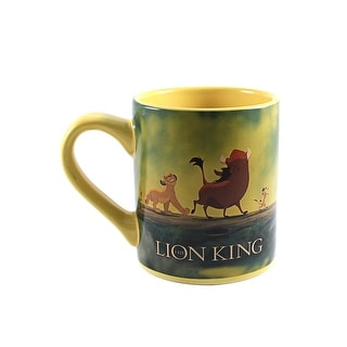 Lion King Walk 14oz Ceramic Mug