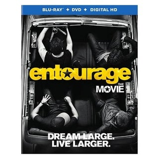 ENTOURAGE (2015/BLU-RAY/DVD/DIGITAL HD/ULTRAVIOLET)