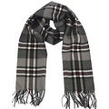 Super Soft Luxurious Classic Cashmere Feel Winter Scarf - Thumbnail 0
