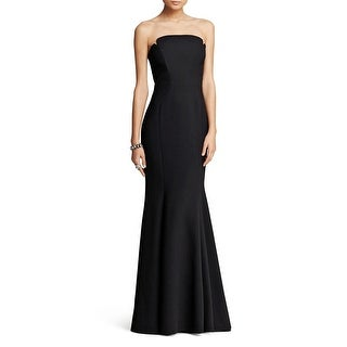 Link to JILL Jill Stuart Women's Fitted Full Length Strapless Notched Mermaid Gown Similar Items in Dresses