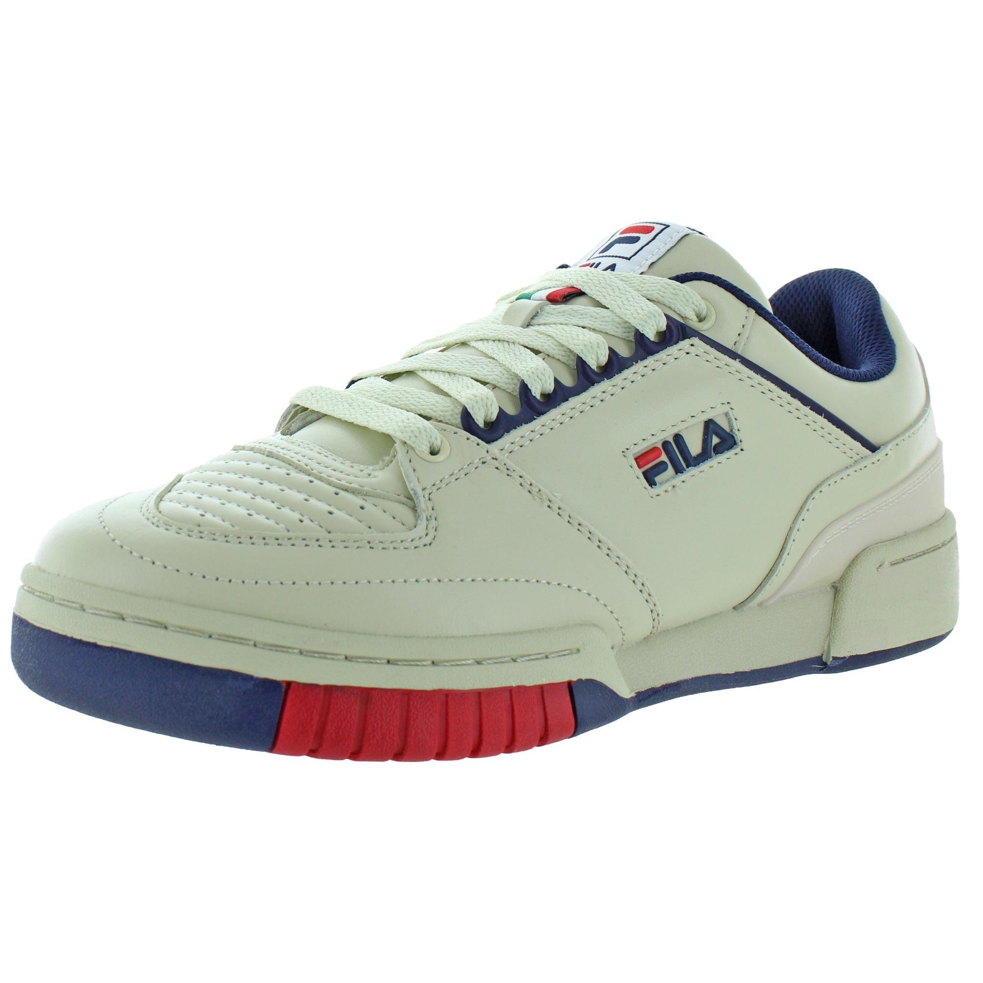 Fila Mens Targa Sneakers Trainers Low
