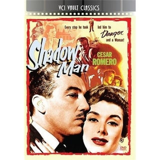 Shadow Man DVD Movie 1953