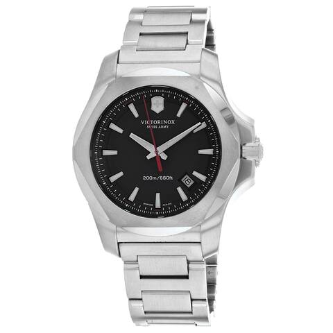 Swiss Army Men's Classic Black Dial Watch - 241723.1 - One Size
