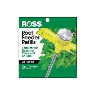 Ross 13290 Root Feeder Refills, 10 - 20 - 20, Liquid