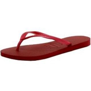 Havaianas Womens Slim Open Toe Beach Flip Flops Flip Flop Sandals