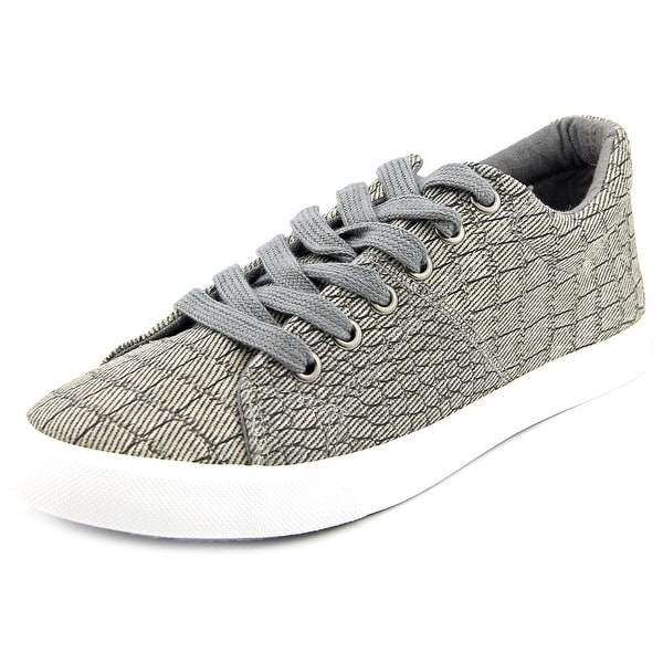Rocket Dog Campo Women   Canvas Gray Fashion Sneakers