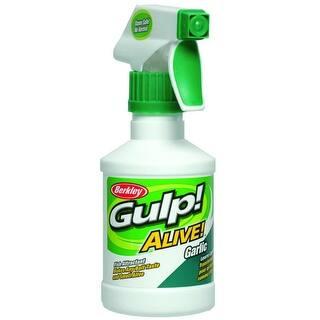 Berkley Gulp! Alive! Garlic Scented Fish Attractant|https://ak1.ostkcdn.com/images/products/is/images/direct/e08057b1a4f38a5e5cf72557f8aaef5ef7aa2c48/Berkley-Gulp%21-Alive%21-Garlic-Scented-Fish-Attractant.jpg?impolicy=medium