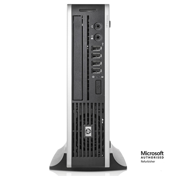 HP 8000 USFF, intel C2D 2.8GHz, 4GB, 320GB, W10 Home