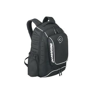 DeMarini Momentum Baseball Backpack-Black - WTD9407BL