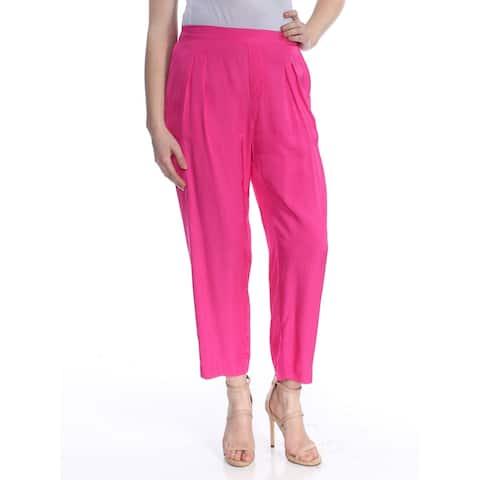 RALPH LAUREN Pink Cropped Pants 14