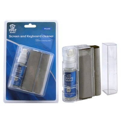 LCD Screen & Cleaning Eraser Cleaning Kit