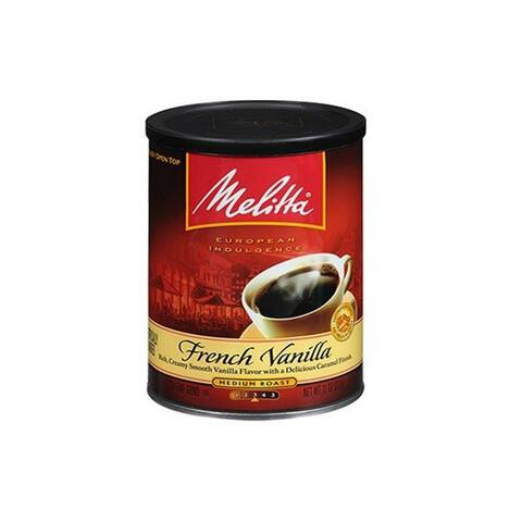 Melitta 60255 French Vanilla (Single Pack) 11 Ounce French Vanilla