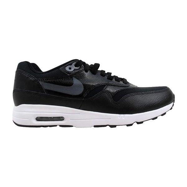 Shop Nike Air Max 1 Ultra 2.0 BlackMetallic Hematite Black