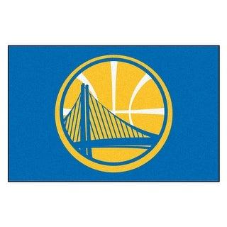 """NBA - Golden State Warriors Starter Rug 19"""" x 30"""""""