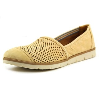 Naturalizer Ivan Round Toe Leather Loafer