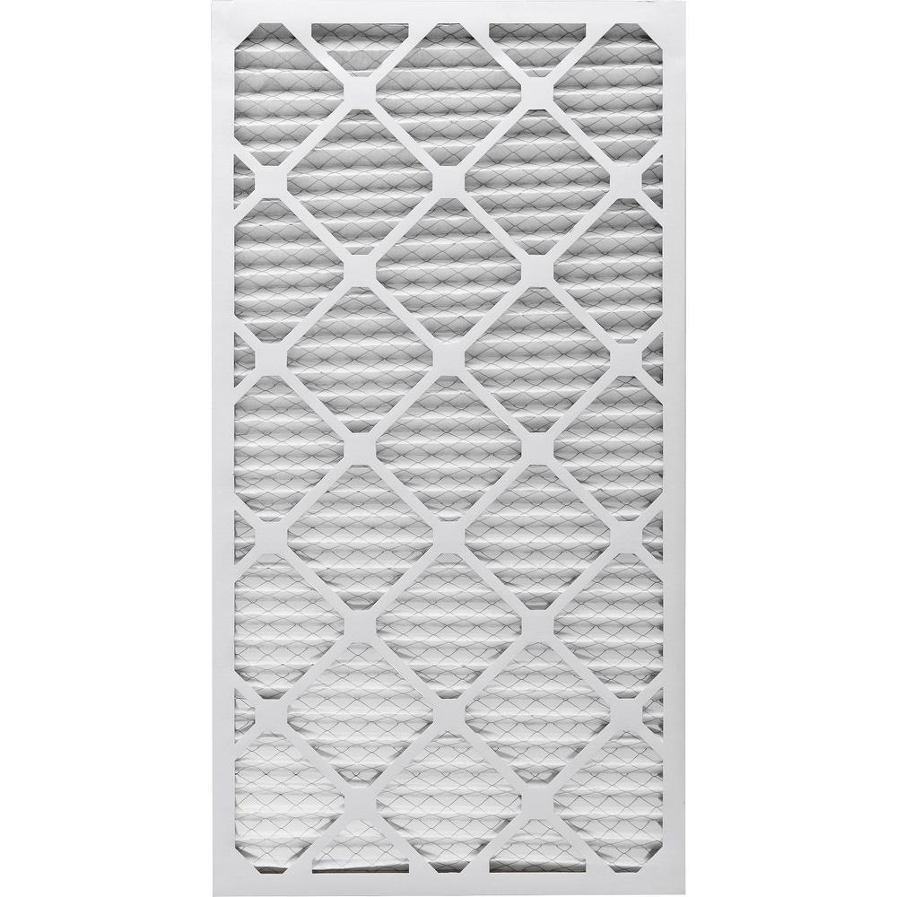 Nordic Pure 21x23x1 Exact MERV 13 Tru Mini Pleat AC Furnace Air Filters 12 Pack