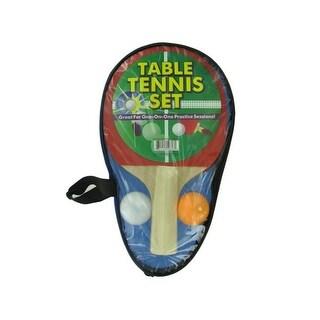 Bulk Buys OC580-24 Portable Table Tennis Set