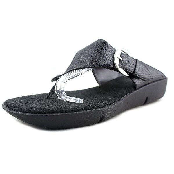 Aerosoles Texas Women Open Toe Synthetic Thong Sandal