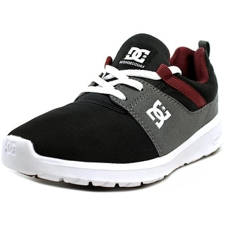 DC Shoes Heathrow   Round Toe Canvas  Skate Shoe