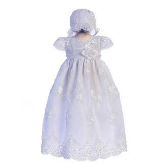 Buy Girls  Christening Gowns Online at Overstock  74c4c1da214d